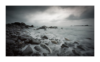 Mousehole, Cornwall -  pinhole