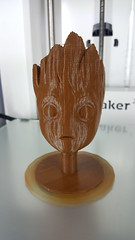 Baby Groot #3dp4me #3D #3DP #3DPrint #3DPrints #3DPrinting #3DPrinted #Design #Maker #Manufacturing #ModernManufacturing #Prototype #FDM #IndustrialDesign #PLA #MakerMovement #ProductDesign #CAD #3DModel #Makerbot #Ultimaker #PrintrBot #3DModelling #3DPri (3dp4me) Tags: 3dp 3d shapeways modernmanufacturing prototype 3dmodel 3dp4me industrialdesign productdesign 3dprinted fdm maker 3dprint pla 3dprints manufacturing design ultimaker 3dmodelling 3dprintstudio printrbot cad 3dprinting makermovement makerbot