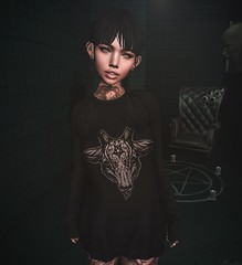 Devils plaything (Anika ♥) Tags: wasabi pills pumec mila catwa goth1c0 anxiety hive 22769 the secret hideout dark style fair crossroads n21 tcf chapterfour