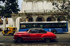 IMG_0186 (untitled_wee) Tags: oldcar me husband city cityscapes oldcity ancient southexplore travel citylife poverty seaside sea mexicangulf dog cat lahabana cuba cu