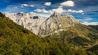En los Picos de Europa