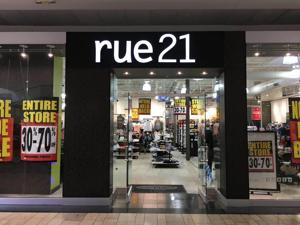 Store Tags: The World's Most Recently Posted Photos Of Rue21