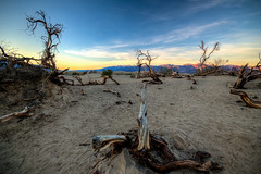 Death Valley Sunset (ap0013) Tags: california sunset sand dunes death valley mesquite flat sanddunes deathvalley mesquiteflat desert