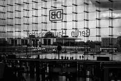 Berlin (Al Fed) Tags: 20170421 berlin hauptbahnhof mainstation kanzleramt db