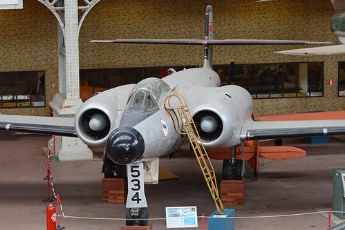 Avro-Canada CF100 Canuck Mk.5 '18534 / 534'