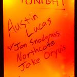 Jayke Orvis - Dante's - Portland, OR - 10/23/14
