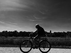 Yphone/169 .. rollin' (m_laRs_k) Tags: noir rolling iphone6 mannheim rhein rhine germany noiretblanc may mai blackwhite biker bicycle radfahrer 骑自行车的人 велосипеди́ст bicyclist cycliste rhin iphonography