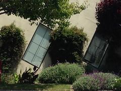 Windows. . . (melystu) Tags: hww windows angle builtthatway unusual berkeley commercial garden street ca bayarea