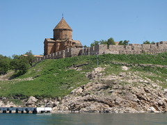 Holy Cross Armenian Church (Alexanyan) Tags: armenian church van lake ahtamar island eglise kirche chiesa armenienne western armenia orthodox christian