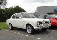 Ford Escort mk1 1100 29-1-1975 97-EG-96 (Fuego 81) Tags: ford escort mk1 rally 1975 97eg96 cwodlp onk sidecode3 classic car dealer classicjob dalfsen netherlands 2017