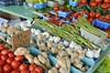 Minneapolis Farmers Market (jpellgen (@1179_jp)) Tags: minneapolis mpls 612 twincities minnesota mn midwest usa america 2017 may spring nikon d7000 sigma 1770mm food produce downtown farmersmarket ginger tomatoes garlic