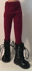 Maroon Tights...For Blythe...