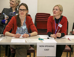 Suffragettes project - read-through, 4 April - 4 (nican45) Tags: eipyork 04042017 1770 1770mm 1770mmf284dcmacro 2017 4april2017 april canon centralmethodistchurch dslr eos70d everythingispossibletheyorksuffragettes nickansell pilottheatre sigma suffragettes theatreroyal york theatre