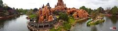 Disneyland Paris Train de la mine 20170418 (bru_59) Tags: disney disneyland paris mickey parc train mines