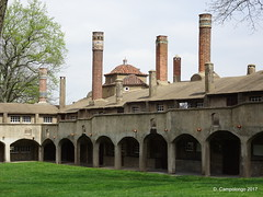 Moravian Tile Works (Don C. over 2.3 Million Views) Tags: moraviantileworks doylestown pa henrymercer factory artsandcraftmovement