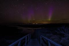 Aurora Borealis in south western Sweden (Per-Karlsson) Tags: auroraborealis aurora northernlights sweden bohuslän bohuslan marstrand marstrandsfjorden tjörn night nightscape nightsky outdoor landscape westsweden