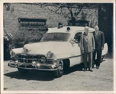 Cadillac ambulance (CasketCoach) Tags: ambulance ambulancia ambulanz ambulans rettungswagen krankenwagen paramedic ems emt emergencymedicalservice firefighter cadillac