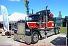 Kenworth W900B 1987 (Trucks and nature) Tags: kenworth w900 1987 cat caterpillar diesel stacks chrome 18 wheeler semi truck big rig show coast w900b b steel lorry lkw meet