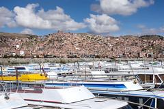 Puno (RiserDog) Tags: puno laketiticaca boats peru southamerica