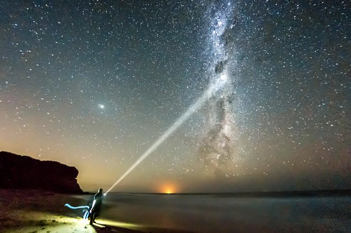 Aireys Inlet Milky Way Marcia & Russell