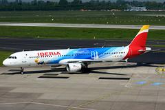 EC-JZM | Airbus A321-212 | Iberia (JRC - Bourneavia) Tags: ecjzm disney disneyland disneylandparis airbusa321200 a321 airbusa321 iberia dus edll dusseldorfairport flughafendüsseldorf