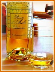 Tasting at chateau d'Arche, Sauternes ,Bordeaux. (hi, im pez) Tags: sauternes wine france bordeaux