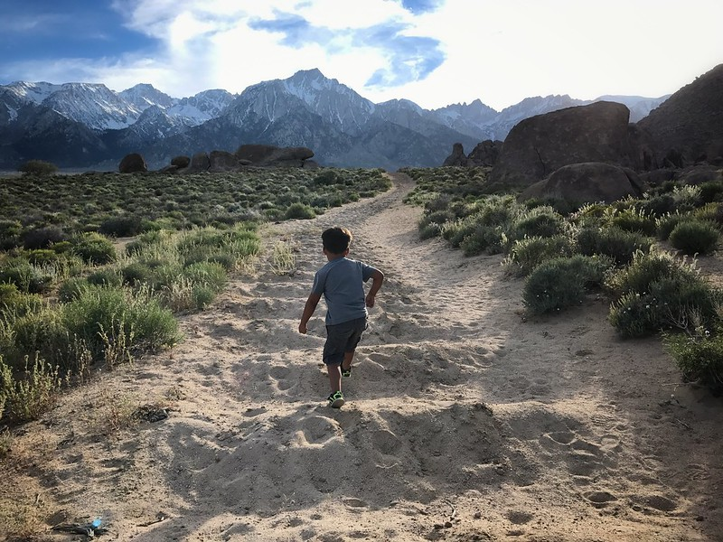 Blog Lone Pine California