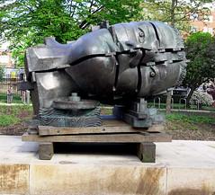 Head of Invention (Russtafa) Tags: sculpture artwork art statue