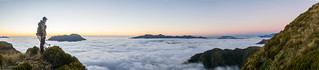 Panorama Above The Clouds , Westland.