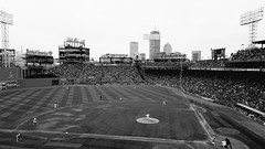 Fenway Park (bpephin) Tags: blackwhite boston fenway mlb baseball game redsox tampa rays sale 41
