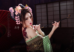 dora-2 (Sc.SoleiL) Tags: portrait girl beautiful woman best 2470 d810 perfect wonderful bokeh 人 表演者