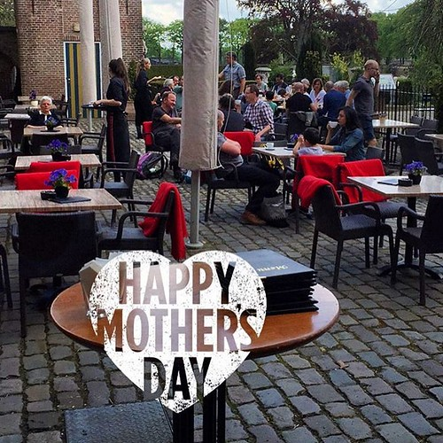#moederdagterras @kasteel heeswijk #fijne dag allemaal