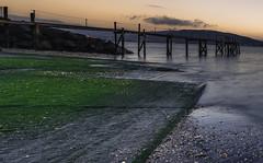 DSC_8751-Edit2 (Daniel Matt .) Tags: sunrise sunsets aroundtheworld sunrisecolours nikon natgeo colours longexposure nikon2470mm seascape holywood