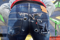 jeansbutt11352 (Tommy Berlin) Tags: men jeans butt ass ars levis
