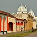 Historic buildings in Tlacotalpan [Mexico]
