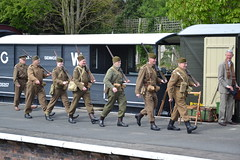 DSC_4225 (Tony Gillon) Tags: winchcombe april april2017 spring spring2017 cotswolds 1940sweekend homeguard ldv dadsarmy gloucestershireandwarwickshiresteamrailway