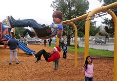 IMAG7019 (nvusdphotos) Tags: dwes elementary outside playground recess swings