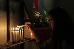 Yo (ryalexs) Tags: modelo sky heaven photography photo cream sunset chile terremoto temblor catolic temblo maipu santiago icono