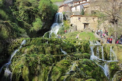 Orbaneja del Castillo (Burgos). (María Grandal) Tags: cascada orbaneja burgos españa spain europa europe