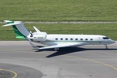 Jet Air Group Gulfstream 650 RA-10204 (c/n 6170) (Manfred Saitz) Tags: vienna airport schwechat vie loww flughafen wien jet air group gulfstream 650 gulf g650 glf6 ra10204 rareg