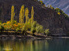 Khalti Lake @ Ghizar, Gilgit Baltistan - Pakistan (LubnaJavaid) Tags: khalti lake gilgit baltistan ghizar hunza autumn yellow blue mountain green orange color pakistan north