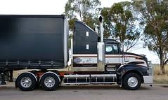 DePaoli (quarterdeck888) Tags: trucks transport semi class8 overtheroad lorry heavyhaulage cartage haulage bigrig jerilderietrucks jerilderietruckphotos nikon d7100 frosty flickr quarterdeck quarterdeckphotos roadtransport highwaytrucks australiantransport australiantrucks aussietrucks heavyvehicle express expressfreight logistics freightmanagement outbacktrucks truckies t608 kw kenworth tautliner demorange harleydavidson harleydavidsontruck depaoli jcdepaoli kdub