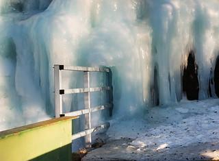 Isväggen