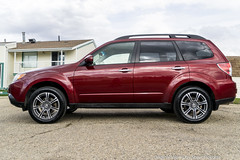 2010 SH Forester Touring Camellia Red Pearl (LordTez) Tags: sony a7ii zeiss 2470 f40 pokorra subaru meguiars 2010 sh forester touring camellia red pearl