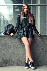(Alexander Lyakhov) Tags: ксюша девушка весна 50мм гелиос81н nikond90 helios81h 50mm апрель 2017