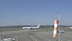 JASDF Japan Air Self-Defence Force Boeing 777-300ER VIP N511BJ delivery flight EuroAirport Basel Airport webcam capture (AirportWebcams.net) Tags: jasdf japan air selfdefence force boeing 777300er vip n511bj delivery flight euroairport basel airport webcam capture bsl lfsb