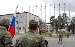 "Noslēdzas starptautiskās mācības ""Summer Shield XIV"" (Latvijas armija) Tags: nato summershield usarmyeurope eucom military exercise alliedstrong slovakia romania bulgaria germany bundeswehr latvia adazi combat support artillery ādaži latvija britisharmy luxenburg"