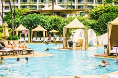 It Gets Late (Thomas Hawk) Tags: fairmont fairmontkealani fairmontkealaniresort hawaii hotel kealani maui wailea pool swimmingpool fav10
