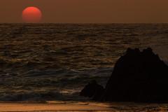立岩21・Tateiwa (anglo10) Tags: japan kyoto 丹後 立岩 夕景 sunset 海 seashore 日本海 京丹後市 京都府