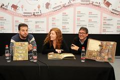 Ricard Peris, Aitana Carrasco i Carles Cano 29/04/17